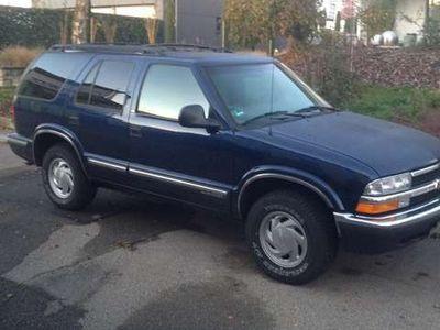 gebraucht Chevrolet Blazer Base