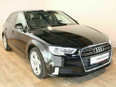 gebraucht Audi A3 Spb. 2.0TDI S tron. *sport* MMI-LED-PDC-XENON