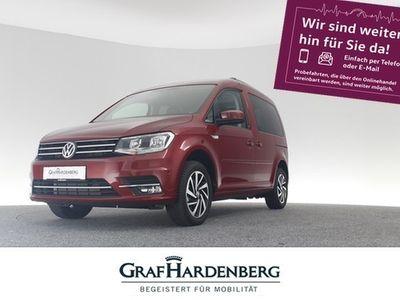 gebraucht VW Caddy 2.0 TDI JOIN Parklenkassistent