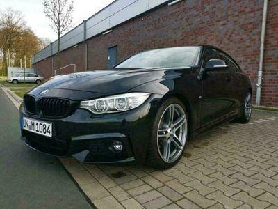 gebraucht BMW 428 Gran Coupé ix Leder LED Harman Kard...