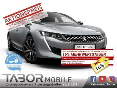 gebraucht Peugeot 508 1.6 PureTech 180 Aut. GT-Line LED in Kehl