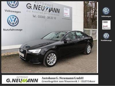 gebraucht Audi A4 Limousine 3,0 TDI basis quattro Tiptronic KLIMA X