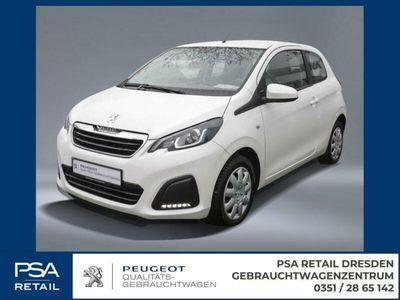 gebraucht Peugeot 108 1.0 68 VTI Active 3T, Klima