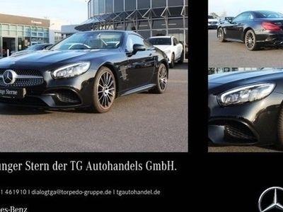 gebraucht Mercedes SL500 AMG DISTRONIC+SOUND.S+AMG-NIGHT.P+KAMERA