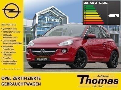 gebraucht Opel Adam Glam 1.2