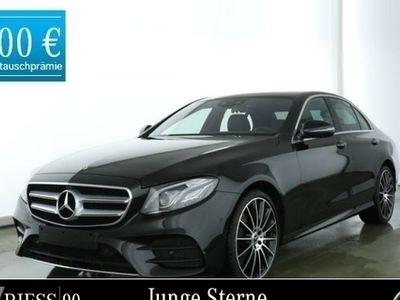 gebraucht Mercedes E350 Limousine AMG+Burmester+Comand+360°+LED