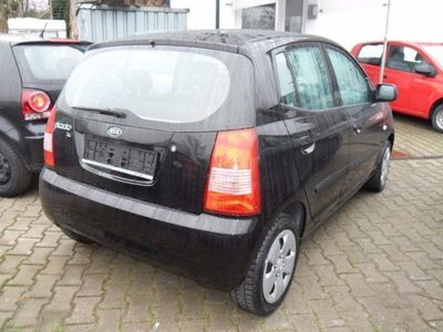 gebraucht 1 1 lx kia picanto 2006 km in oberhausen. Black Bedroom Furniture Sets. Home Design Ideas