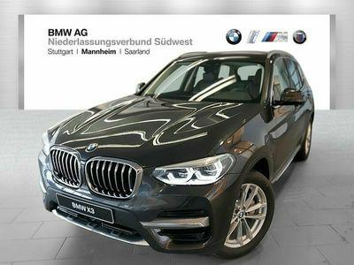 gebraucht BMW X3 xDrive30e Luxury Line HiFi LED
