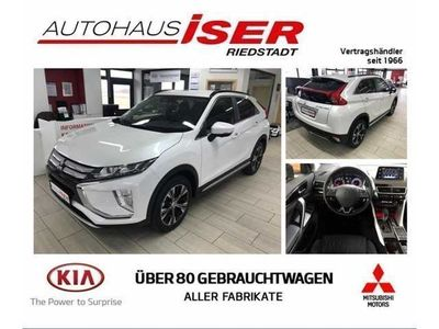 gebraucht Mitsubishi Eclipse Cross 1.5 T CVT 4WD Intro Edition