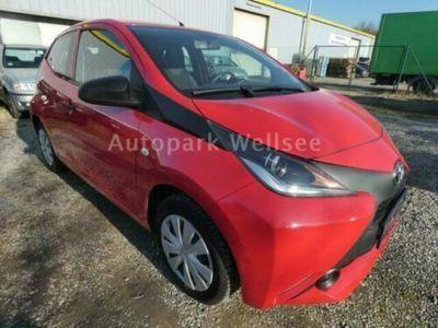 gebraucht Toyota Aygo x-shift x-clusiv Klima AUX USB TÜV 12.2019*