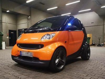gebraucht Smart Crossblade city-coupé/city-cabrio Pulse brabus