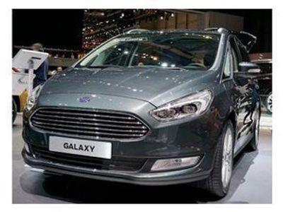gebraucht Ford Galaxy