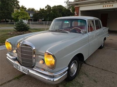 gebraucht Mercedes W111 SAutomatik 1963 Top Top Zustand