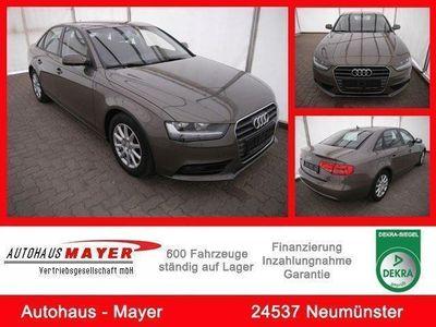 gebraucht Audi A4 2.0 TDI Attraction, Sound, eAC, GRA, Navi, P