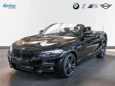 gebraucht BMW 220 220 Cabrio d Cabrio Aut. M Sport 18'/Rückfahrkamera