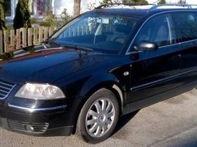gebraucht VW Passat 4motion 2,5 TDI, 1.Hand. gepflegtes...