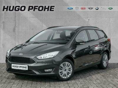 gebraucht Ford Focus Focus TrendTurnier 1.0 EcoBoost Start-Stopp-System Trend Kombi / untere Mittelklasse, 92 kW, 5-türig (Benzin)