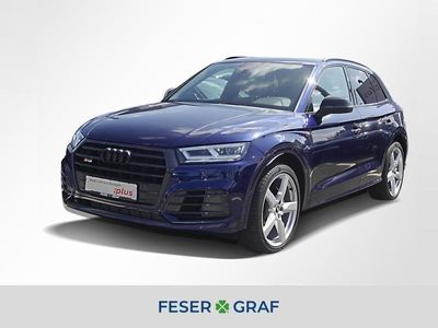 gebraucht Audi SQ5 3.0 TFSI qu. tiptr. Matrix Panoramad. Standh.