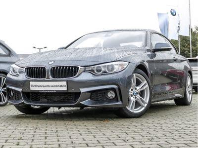 gebraucht BMW 430 4er d Cabrio M Sport
