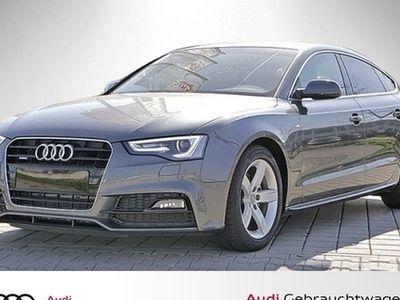 gebraucht Audi A5 Sportback 2.0 TDI quattro S tronic S line