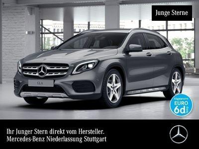 gebraucht Mercedes GLA220 4M AMG 360° LED Keyl-GO Navi Laderaump
