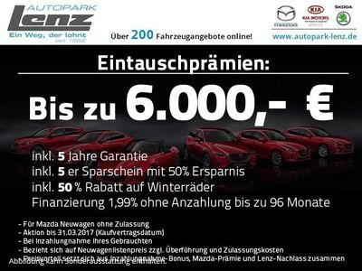 gebraucht Mazda 3 Sport SKYACTIV-G 120 6GS AL-CENTER TOU-P NAVI