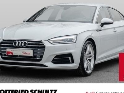 gebraucht Audi A5 Sportback 40 TFSI S line tronic XEN NAV SHZ P