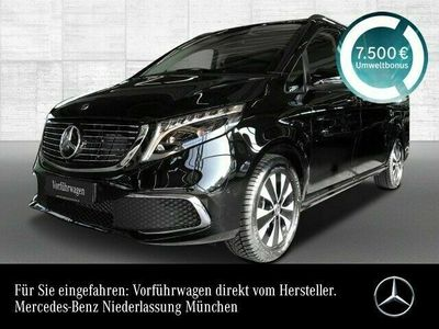 gebraucht Mercedes EQV300 EQVLang Navi LED Klima Einparkhilfe