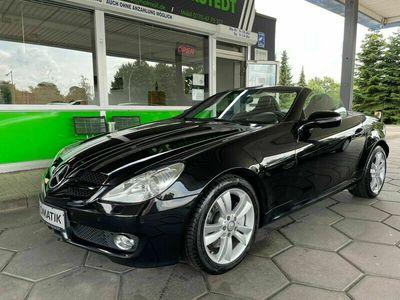 gebraucht Mercedes 350 SLK Roadster