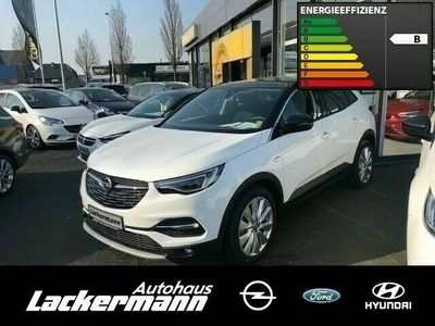 gebraucht Opel Grandland X Ultimate 1.6 Turbo+PD,AHK,Navi,Leder