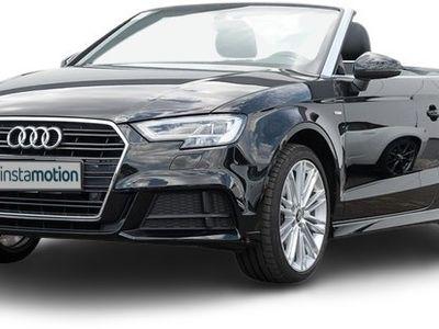 gebraucht Audi A3 Cabriolet A3 1.4 TFSI 3x S LINE LM18 NAVI SHZG CONNECT