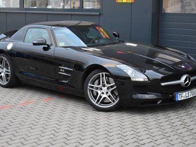 gebraucht Mercedes SLS AMG Coupe *MwSt ausw*Kamera*Alcantara*Xenon*