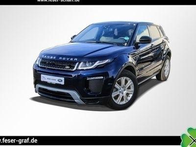 gebraucht Land Rover Range Rover evoque 2.0TD4 AWD 180PS Automatik