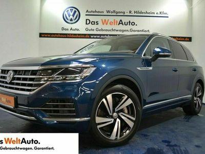 gebraucht VW Touareg Elegance 4Motion 4.0 V8 TDI, Matrix-LED,AHK, Nachtsicht,Standheizung, ACC