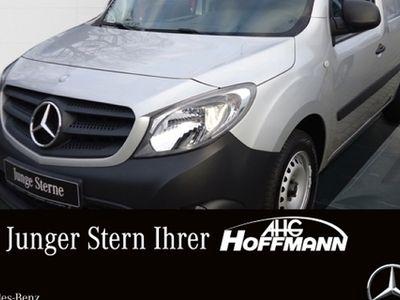 gebraucht Mercedes Citan 111 CDI KA L Holz+ZV+180°+eFh+eAsp+RadioCD