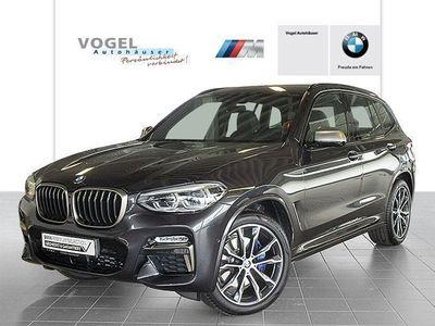 gebraucht BMW X3 M 40i Euro 6 Navi Prof Driving Assistant Plus Klima