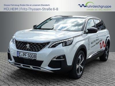 gebraucht Peugeot 5008 Allure 130 EAT8 Navi, Sitzheizung