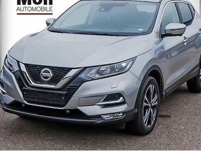 gebraucht Nissan Qashqai 1.3 DIG-T 160PS N-Connecta FSH