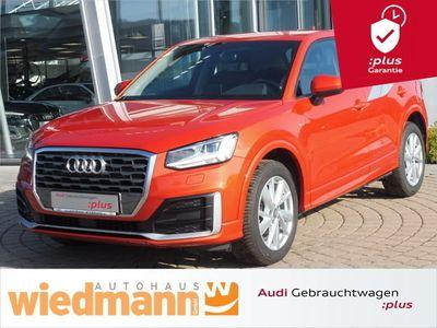 gebraucht Audi Q2 sport 1.6 TDI 85 kW (116 PS) 6-Gang