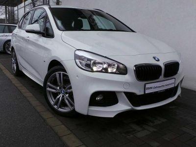gebraucht BMW 218 Active Tourer d M-Sportpaket/Navi/PDC/AHK/FSE