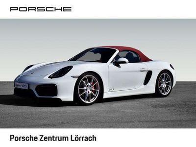 gebraucht Porsche Boxster GTS