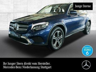 gebraucht Mercedes GLC350 d 4MATIC