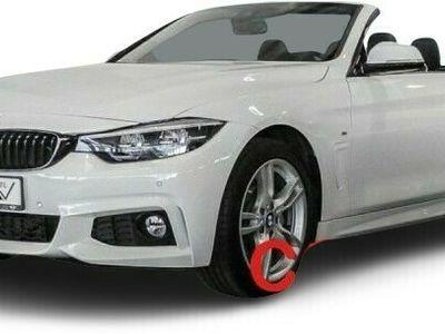 gebraucht BMW 440 i xDrive Cabrio M Sport Navi LED Harman/Kardo