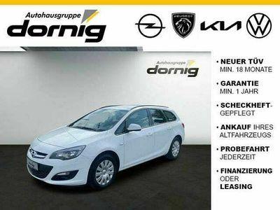 gebraucht Opel Astra ST Selection, Klima