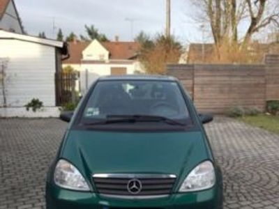 gebraucht Mercedes A160