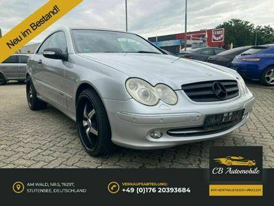 gebraucht Mercedes CLK320 CDI/LEDER/NAVI/XENON...