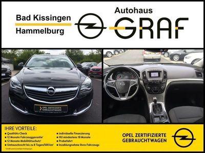 gebraucht Opel Insignia Sports Tourer Edition bei Gebrachtwagen.expert