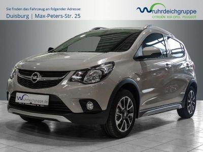 gebraucht Opel Karl Rocks 1.0 Klima+SHZ+Temp+PDC +USB+ESP+BC+In