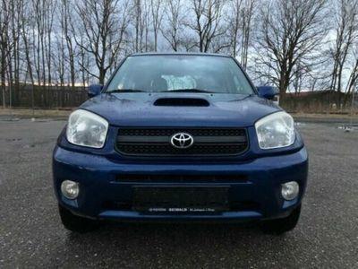 käytetty Toyota RAV4 D-4D 4x4 Klima