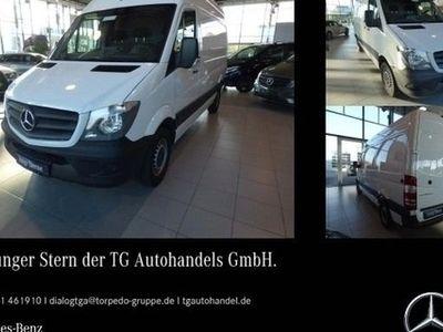 käytetty Mercedes Sprinter 216 MITTEL 3365 L2H2+KLIMA+HOLZ+EU6+1HD